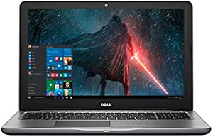 2017 Flagship Dell Inspiron Business 15.6 LED-Backlit HD Laptop - Intel Dual-Core i7-7500U Up to 3.5GHz, 8GB DDR4, 256GB SSD, DVDRW, Backlit Keyboard, 802.11ac, Bluetooth, MaxxAudio Pro, Win 10