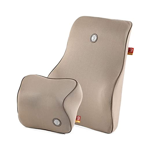 Almohada lumbar portátil de viaje Travel Ease Pillow Car ...