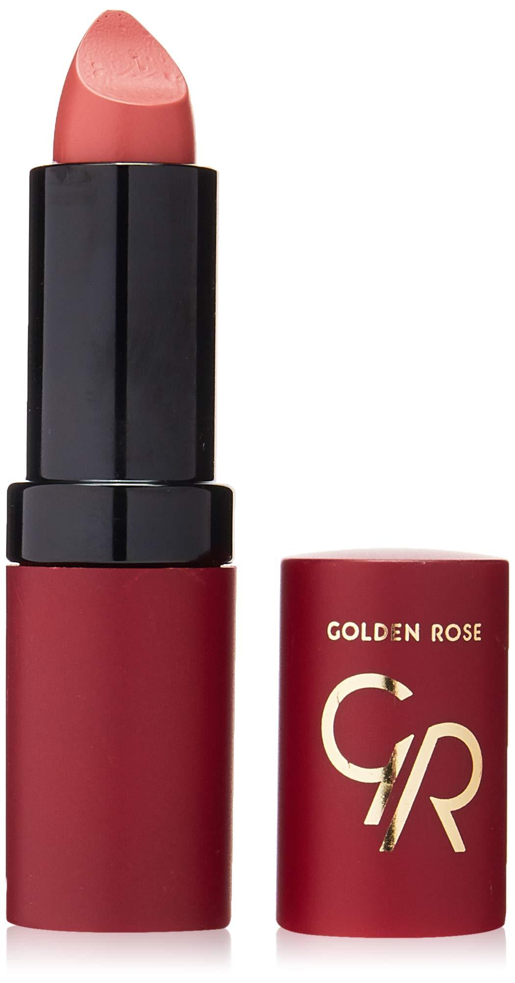 Amazoncom Golden Rose Velvet Matte Lipstick 02 Tapestry Pink