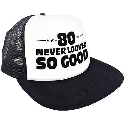 Amazon 80 Never Looked So Good Hat Happy 80th Birthday