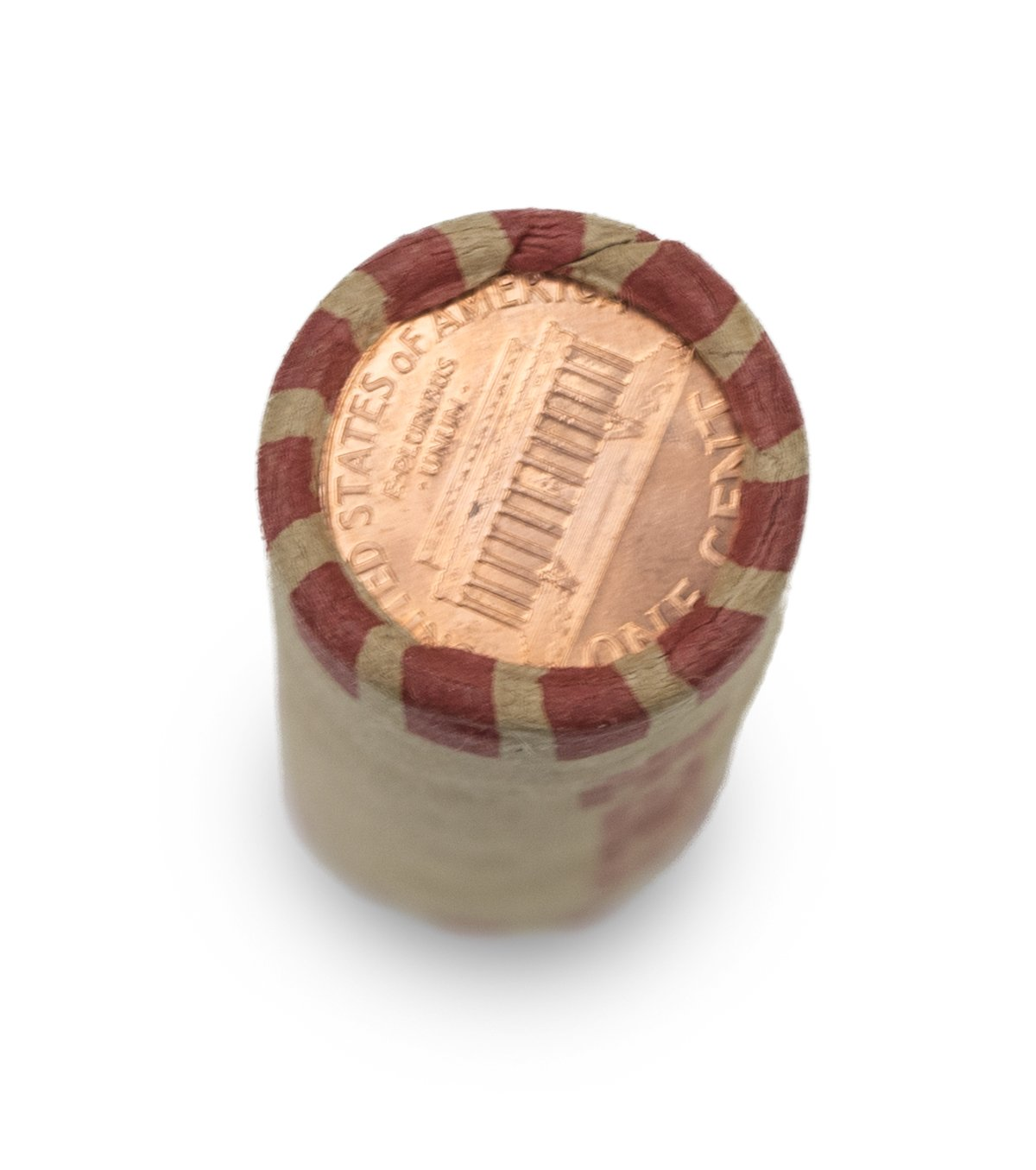 Pre-formed Penny Coin Wrappers (Box of 1,000) by Carousel Checks Inc. (Image #2)