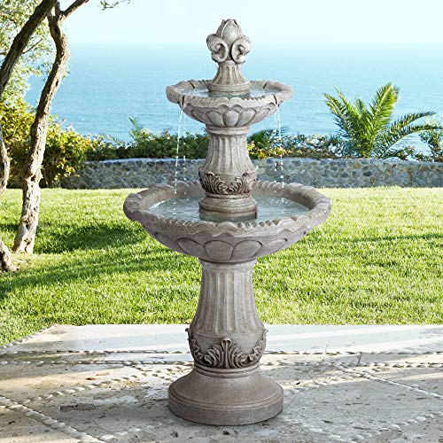 3 tier water fountain - 9