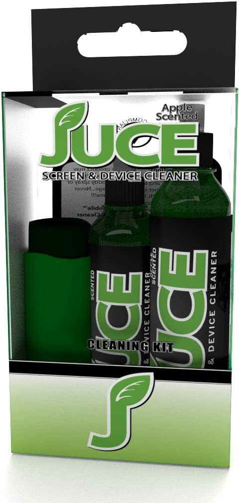 JuceMobile Juce Cleaner - 2oz & 8oz Home Kit - JM-CL-K8OZ
