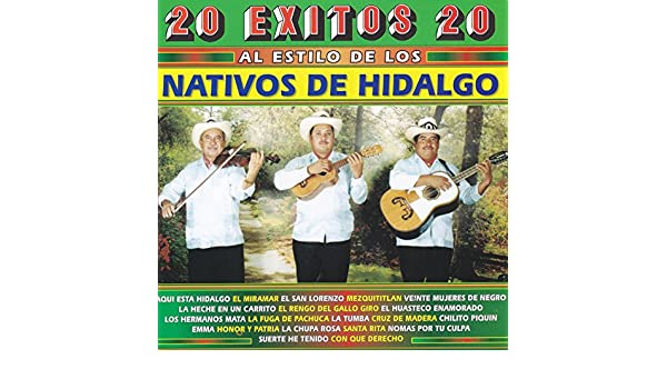 El San Lorenzo by Trío los Nativos de Hidalgo on Amazon Music - Amazon.com