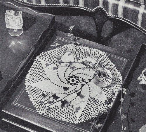 Pinwheels Crochet - 4