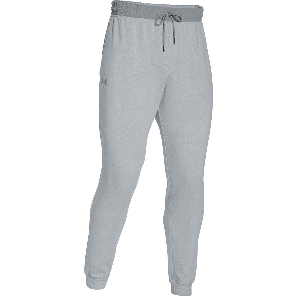 Under Armour Mens Ua Tri-Blend Fleece Jogger Pants