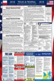 2018 Texas and Federal Labor Law Poster Laminated