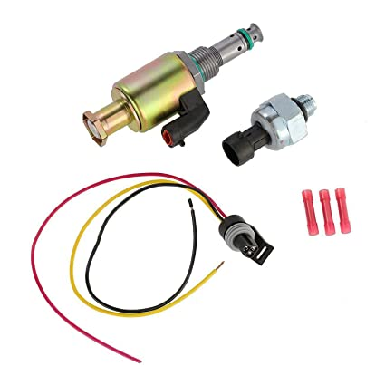 Fudoray 7.3 Powerstroke IPR Valve for 1995-2003 Ford F250 F350 F450 F550 Super Duty E350 E450 E550 Econoline Excursion 7.3L V8 Diesel Replaces CM5013 Injector Fuel Pressure Regulator