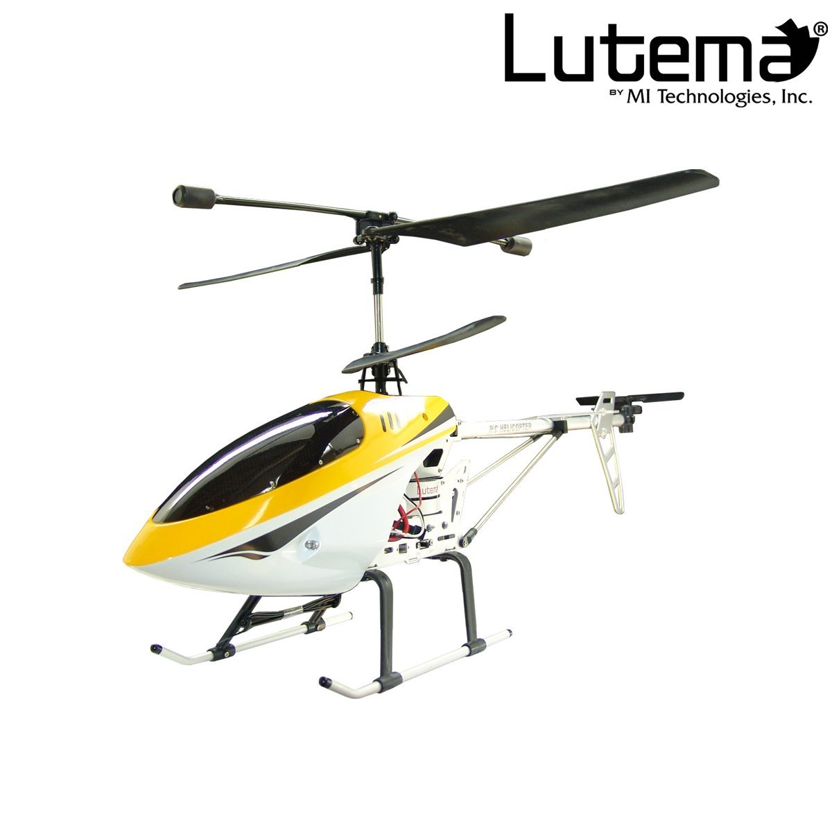 Lutema 3.5CH Remote Control Helicopter