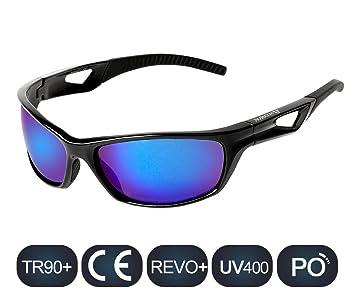 Amazon.com: HODGSON Gafas de sol polarizadas deportivas para ...