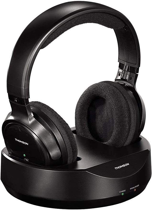 Thomson RF WHP3001BK Auricular inalambrico: Amazon.es: Electrónica