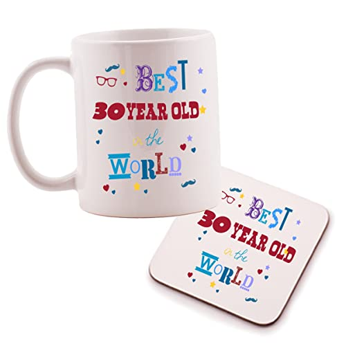 Best 30 Year Old Mug And Coaster Set