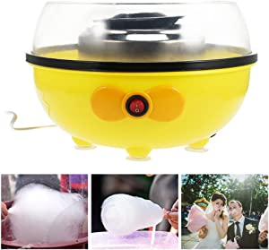 Cotton Candy Machine, Anytec Electric Nostalgia Cotton Candy Maker Machine for Makes Hard Candy Sugar Free Candy Sugar Floss Homemade Sweets for Birthday Parties