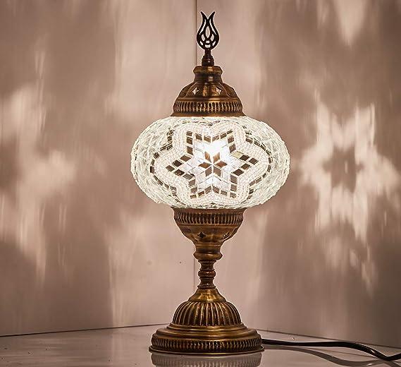 Amazon.com: Lámpara de mesa, cuello de cisne, lámpara de ...