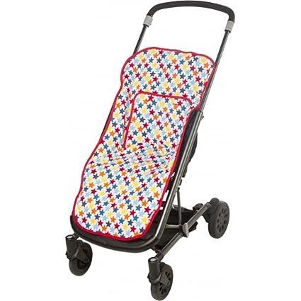 Colchoneta silla verano estrellas tuc tuc: Amazon.es: Bebé