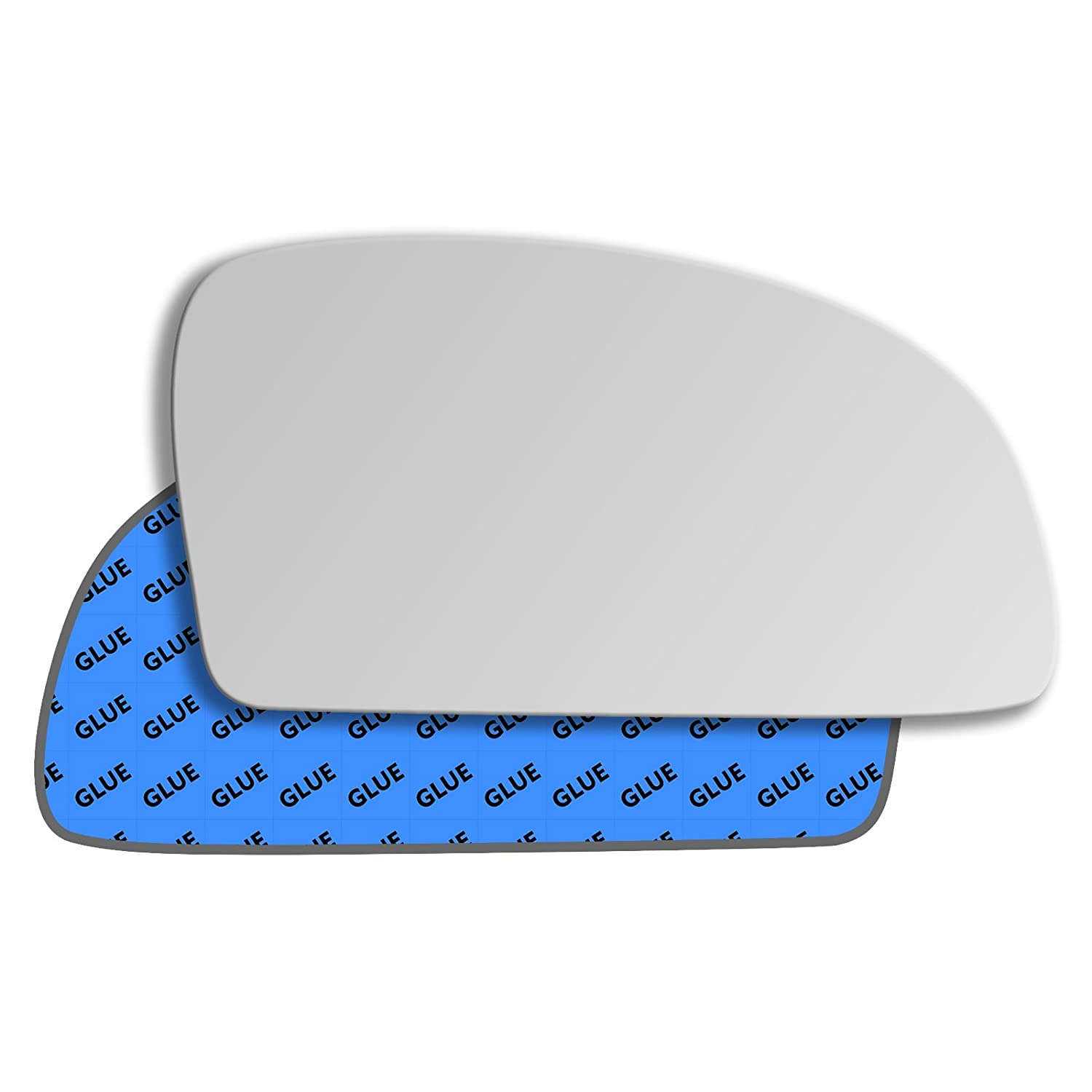 Hightecpl 163RS Right Driver Side Convex Door Wing Mirror Glass Channel Autoparts Limited