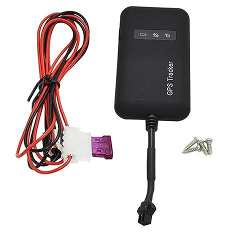gloryhonor GT02/TK110 GSM/GPRS/GPS Tracker Localizador de seguimiento de ubicación para