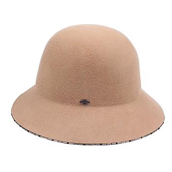 YL Sombrero De Copa con Perlas De Cúpula bc863a3fa5aa