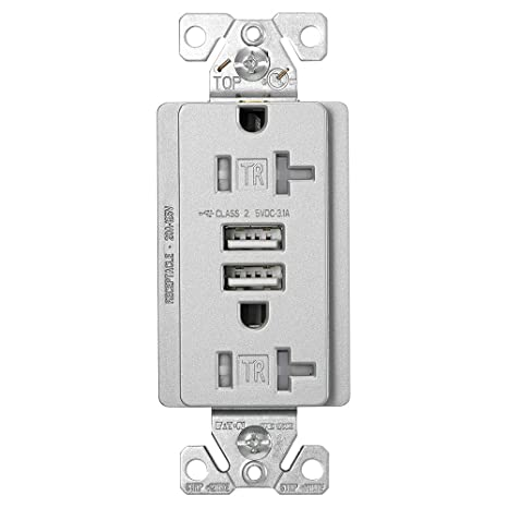 EATON Wiring TR7756SG-K-L Receptacles, One Size, Silver ... on wiring diagram, power cable, earthing system, lamp wiring, 277 volt wiring, a double outlet wiring, electrical wiring, solenoid wiring, sensor wiring, electric power distribution, series wiring, rj45 jack wiring, alternating current, ground and neutral, electrical conduit, extension cord, panel wiring, split circuit wiring, ground fault circuit interrupters wiring, wall outlet wiring, dryer outlet wiring, electrical engineering, bilge pump wiring, 3 wire 240v wiring, gang of outlets wiring, national electrical code, circuit breaker, power cord, three-phase electric power, circuit breaker wiring, 208 volt single phase wiring, junction box, junction box wiring, electric motor, knob-and-tube wiring, light wiring, distribution board,
