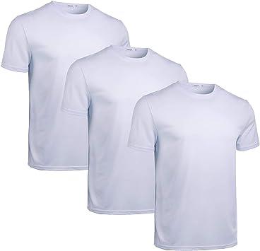 iClosam Camisetas Deporte Hombre Fitness Casual Seco RáPido T-Shirt Running Yoga Ciclismo: Amazon.es: Ropa y accesorios