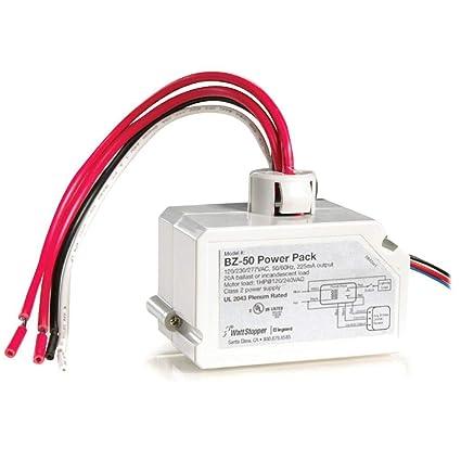 Wattstopper Watt Stopper 120/230/277V 20 amp Power Pack BZ-50 on
