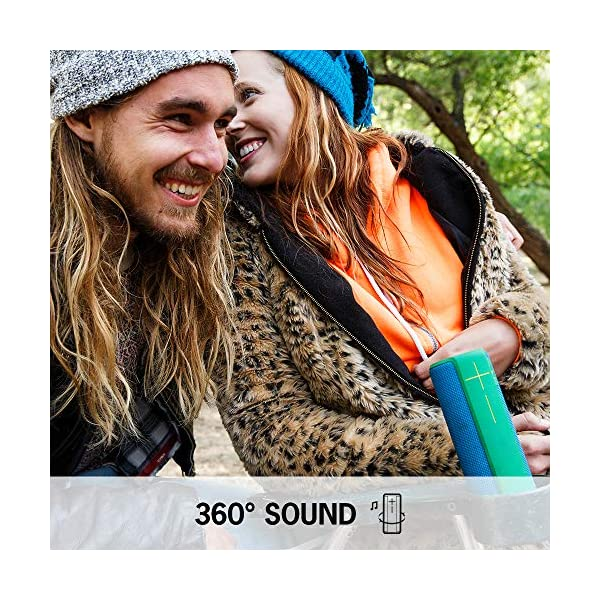 Ultimate Ears BOOM 2 Lite Enceinte Bluetooth / Enceinte sans fil (Imperméable et Antichoc) - Phantom 3