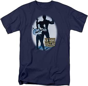 Trevco Men's Elvis Short Sleeve T-Shirt