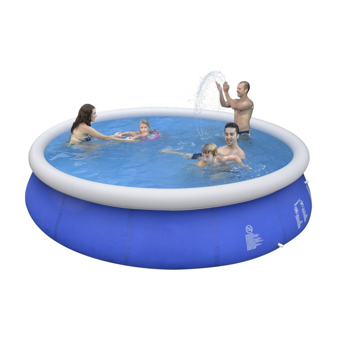 Jilong Marin Blue 450 - Quick-up Pool 450x90cm
