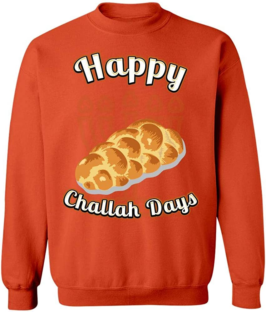 Sweatshirt Kellyww Ugly Jewish Sweater Style Happy Challah Days