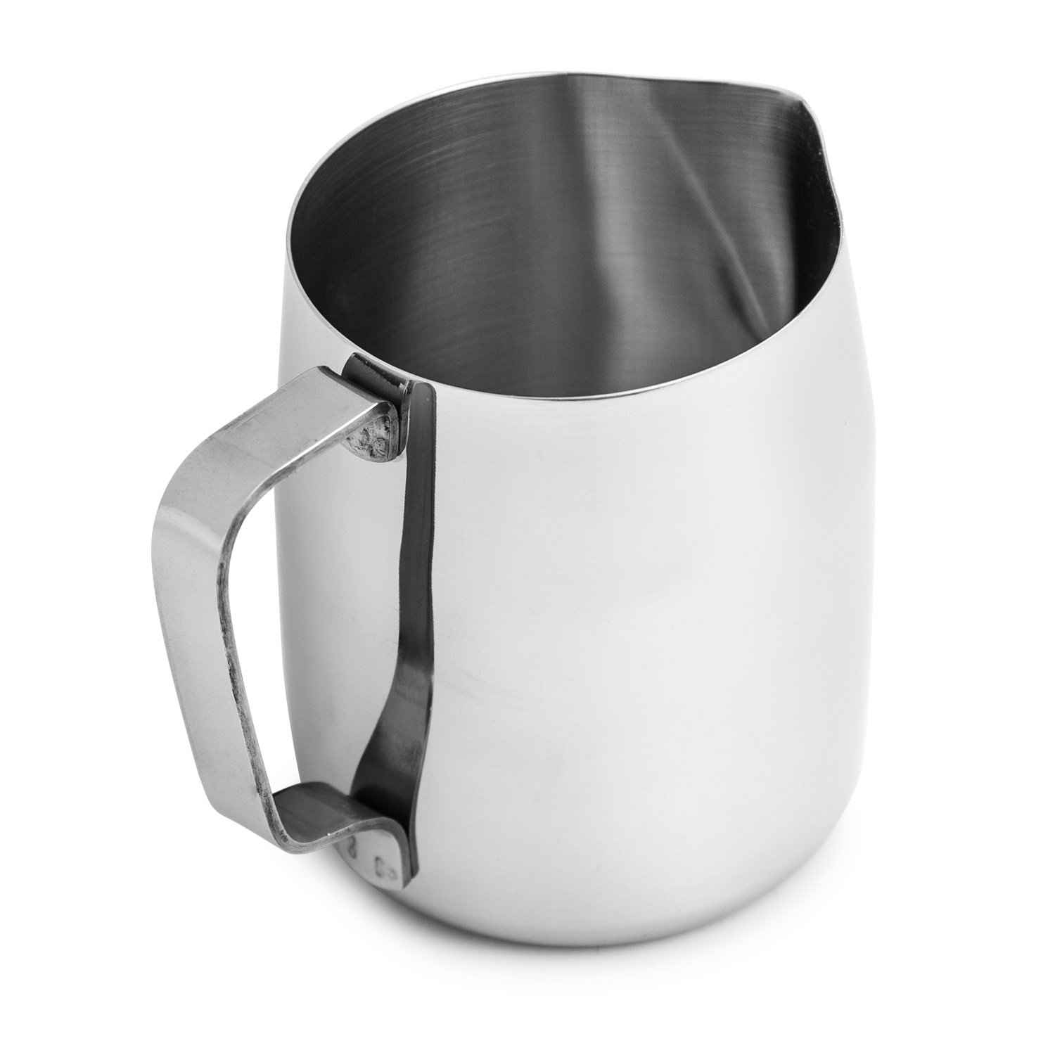Chef's Star Stainless Steel Frothing Pitcher, 12 Ounce Chefs Star COMINHKPR80756