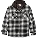 Wrangler Men's Big and Tall Long Sleeve Quilted Lined...