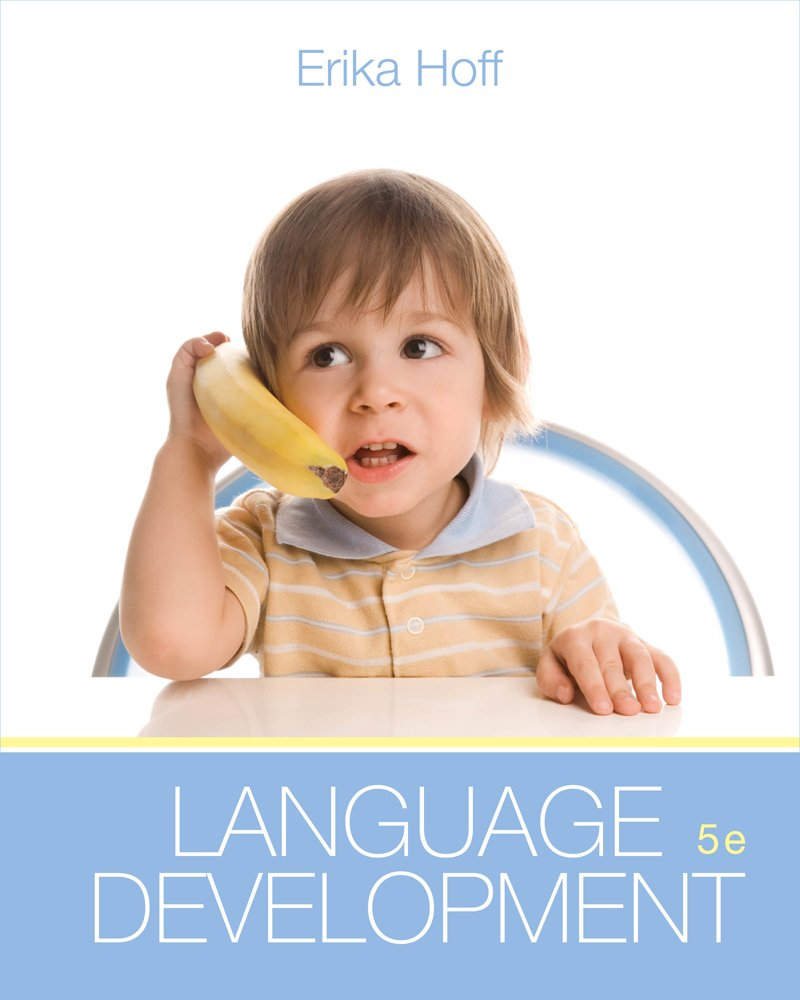 Language Development by Brand: Cengage Learning