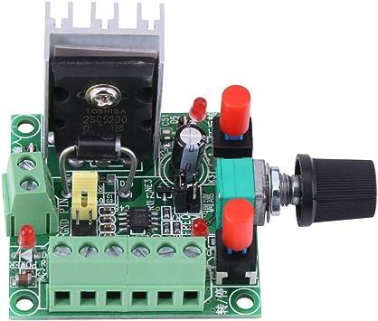 12V-24V Stepper Motor Pulse Signal Generator Driver Speed Controller Regulator