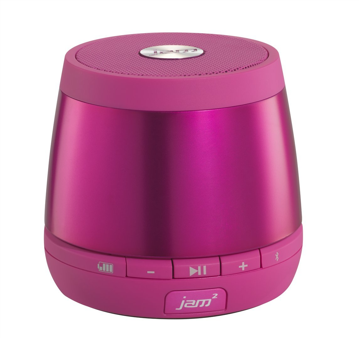 Amazon.com: JAM Plus Portable Speaker 10-Pack Pink HX-P1040PK: Home