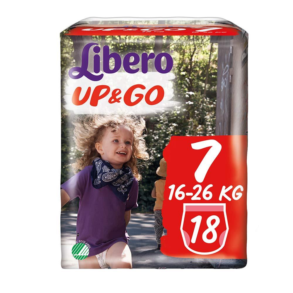 Libero 6339 Up/&Go 7/18 langes