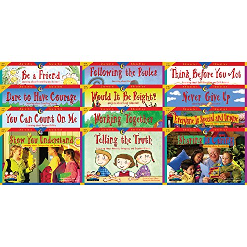 Creative Teaching Press Character Education Readers - Set of 12