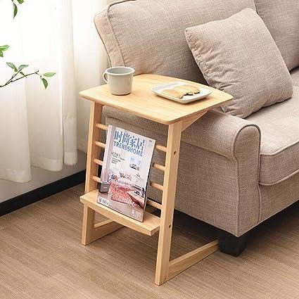 Amazon.com: Living Room Furniture CJC Tables Side End ...
