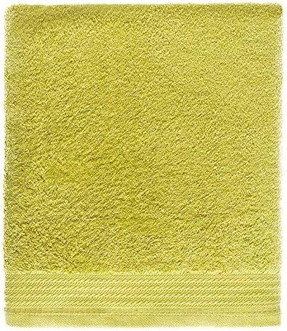 Tocado 30 x 50 cm Ajuar rizo Toalla de ba/ño 100/% algod/ón Peinado 600 gr Pistacho