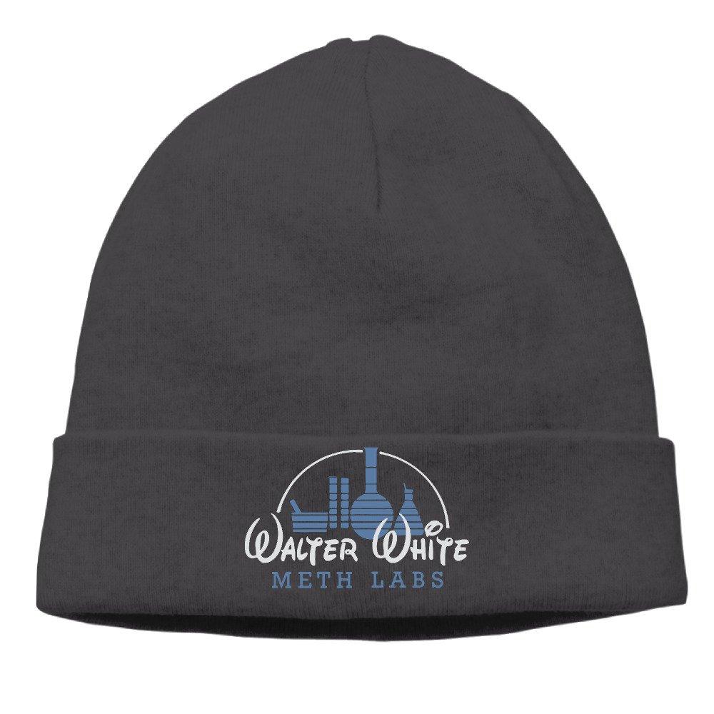 PittGo Walter White Meth Labs Woolen Hat Knit Cap Beanie Cap For Unisex