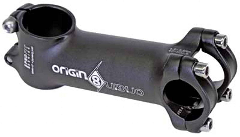 Origin 8, Pro Pulsion Ergo Vorbau, Legierung, -17°, Schwarz, 100 x 25,4 mm
