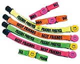 "Nylon ""Best Friends"" Friendship Bracelets (12 Pack) 8"" Review and Comparison"