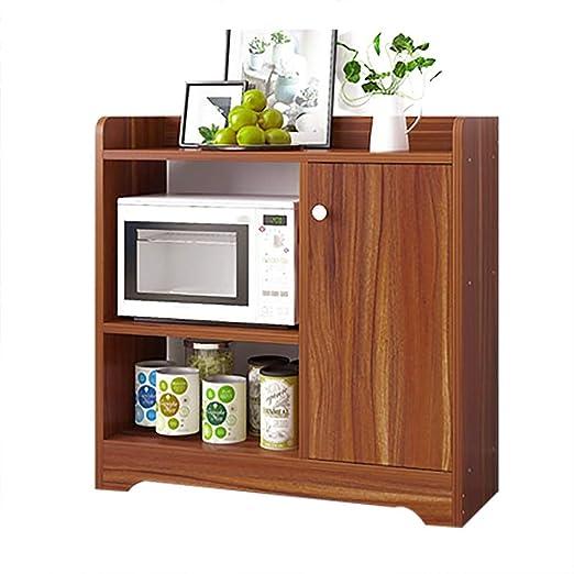 AOLI Organizador de cocina Microondas Bastidor de cocina ...