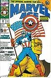 Marvel Age - The Official Marvel News Magazine