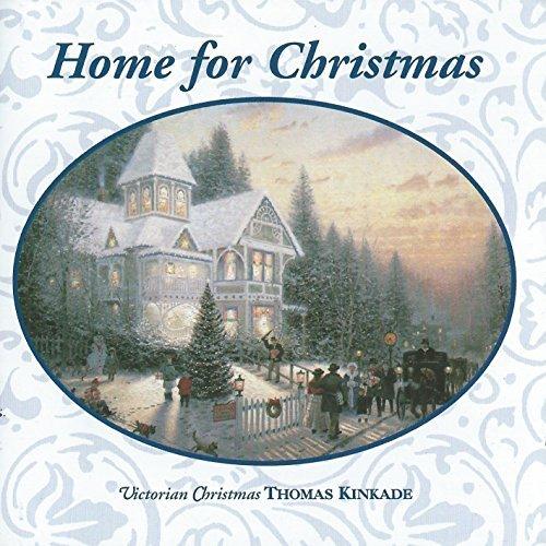 Thomas Kinkade Candles - Home for Christmas Thomas Kinkade Victorian Christmas Gift Set