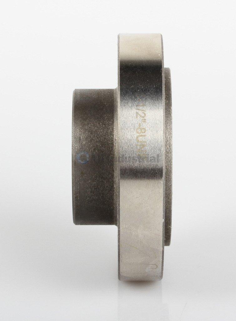 Threaded Backplate Adapter 4'' 3-Hole 2-1/4''-8 For Lathe Chucks