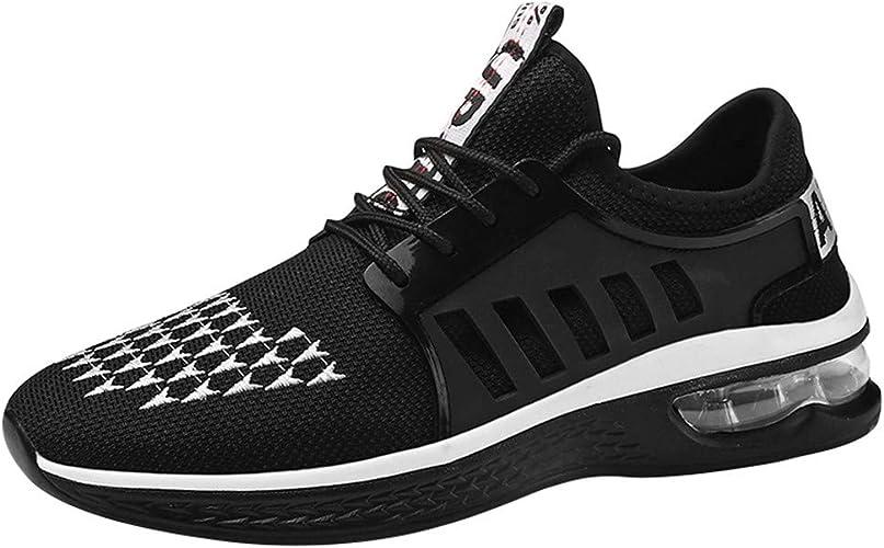 LUCAMORE - Zapatillas de Running para Hombre, con amortiguación de ...
