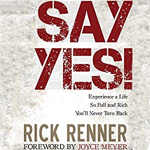 Say Yes! Audiobook