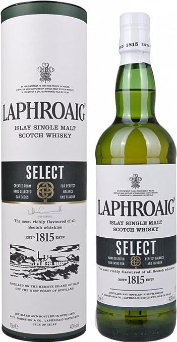 6 opinioni per Laphroaig Select Scotch Whisky Islay Single Malt 70 Cl