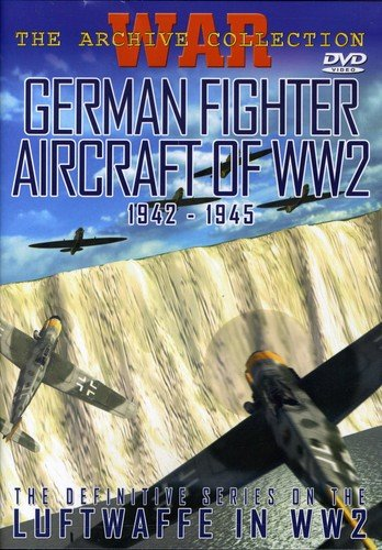 German Fighter Aircraft of WW2 - Wwii Fighter Aircraft