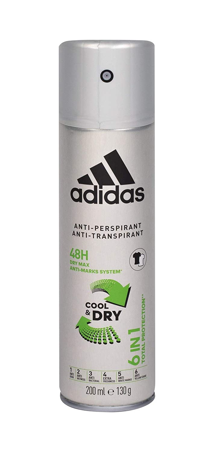 Adidas Deo Spray Fresh Cool & Dry 48H (150 ml) ab 16,65